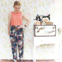 My Lovely Marigold Pants