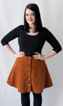 Needlecord New Look Skirt