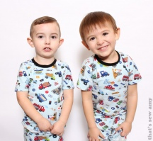 Peek-A-Boo Patterns – Alex & Anna PJ's