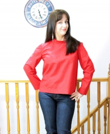 Red Sirius Top