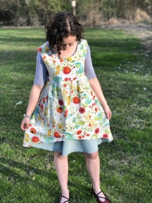 Reversible Metamorphic Dress