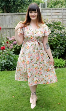 Sew Over It Eve Dress