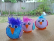 Silly Bird Craft