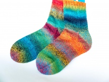 Socksessful Magic Loop Socks