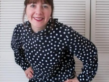 Spotty Dotty Blouse