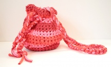 Springtime Bucket Bag Crochet Pattern
