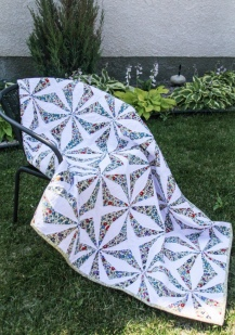 Sweet, Summery Quilt