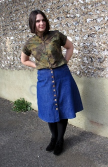 That 70s skirt - Pauline Alice Rosari Skirt