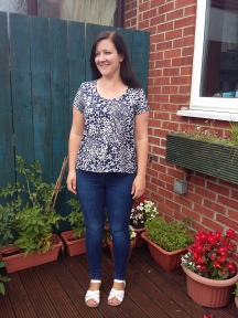 The Grainline Scout Tee