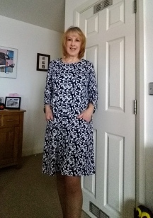 The Grainline Studios Farrow Dress