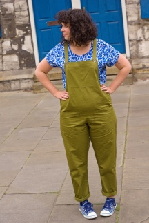 The Heyday Dungarees