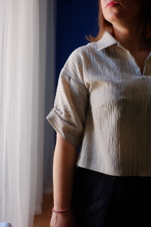 The Merchant and Mills Blouse!