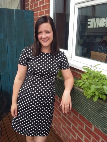 The Polka Dot Megan Dress