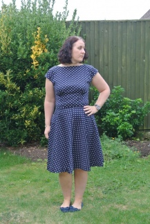 The Polkadot Frock