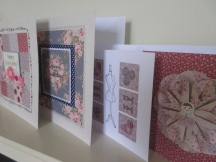 Tilda Card Making