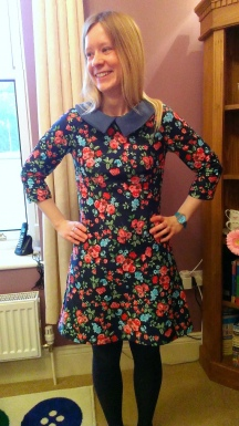 Tilly Francoise Dress