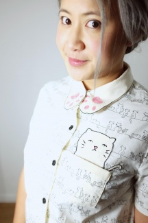 Ultimate Cat Lady Blouse