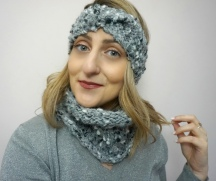 Winter Neck and Ear Warmer Set