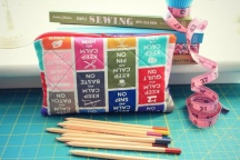 How to Sew a Pencil Case